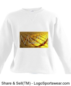 Get Rich Hoody by Michael Khora Clothing Adult Russell Dri POWER Crewneck Sweatshirt Design Zoom