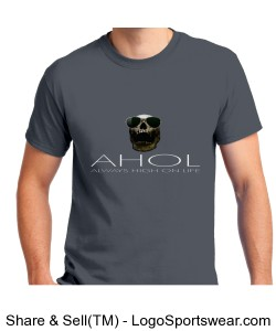 THE ULTIMATE AHOL Adult T-shirt BY GILDAN AND MICHAEL KHORA Design Zoom